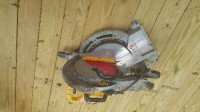 "12"" compound miter saw, Tools, Equipment, Bought new in  2015"