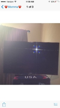 "55"" SAMSUNG TV, Electronics, Samsung, Model: UN5506000SF, 55"" SAMSUNG TV in perfect condition."