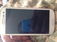 Phone, Electronics, samsung galaxy s3, clear clean screen no cracks all functions work