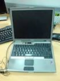 "laptop, Electronics, dell latitude d600, 14"" screen, great working order!"