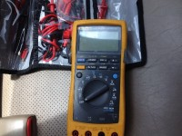 Fluke 89iv multimeter, Tools, Equipment, Fluke 89 iv true rms multimeter with bag of leads recently recalibrated