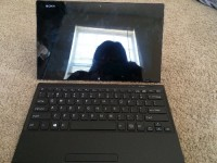 Vaio tap 11, Electronics, Sn: 54640787 0002729, Tap 11 with detachable key board, fairly new barely used.