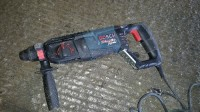 Bosch hammer drill , Tools, Equipment, It's a Bosch bulldog Xtreme hammer drill model number 112 55 VSR.
