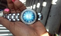 Watches , Luxury Watch, Fossil , Diamond white gold