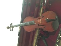 Violin, Musical Instruments, Equipment, Ira B. Kraemer violin