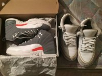Two Sneakers, Other, jordan 12 retro size 10 and also jordans air