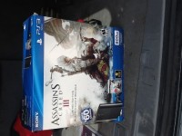 PlayStation3, Electronics, Sony, PS3, Complete Sony PlayStation 3 with controllers in original box.