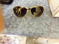Rayban sunglasses , Other, Gold and tortoise shell Rayban 3386 non polarized