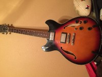 Guitar: ibanez artcore as73 bs 12 01, Musical Instruments, Equipment, Guitar: ibanez artcore as73 bs 12 01