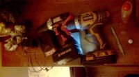 a drill and a inpact drill, Tools, Equipment, Still like new