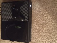 Xbox1, Electronics, Xbox1, Xbox1 with a controller, a rechargeable battery pack, and headset.
