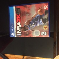 Ps4 and a game , Electronics, Sony playstation 4 and nba 2k15, Ps4 and game