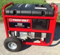 5500 generator , Tools, Equipment, Troy bilt , runs great with first pull
