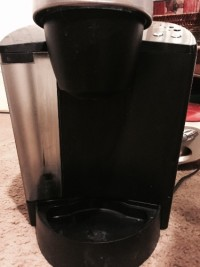 Keurig Elite gourmet one cup coffee maker, Electronics, KEURIG GOURMET COFFEEVMAKER ELITE, Rarely used KEURIG one cup coffee brewer elite. Looks brand new, have original box, brews small or large cup of coffee in under a minute.