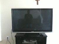 Flatscreen Panasonic TV, Electronics, Panasonic, its a 54 Inches Flatscreen TV and very well Maintained