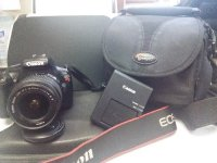 Canon Digital Camera EOS Rebel T3 , Other, Canon Digital Camera EOS Rebel T3 Battery, Charger and Case included
