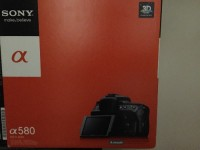 Sony DSLR a580, Electronics, Sony DSLR A580, Great condition