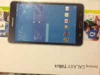 Tablet, Electronics, Samsung galaxy tab4, New, charger. Headset