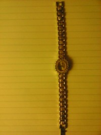 venice watch, Jewelry, gold diamonds, Venice quartz watch