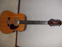 takamine acoustic/electric 12 string guitar  , Musical Instruments, Equipment, G335 Takamine 12 string acoustic/electric guitar