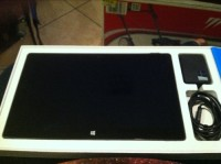 windows surface rt tablet 32 GB, Electronics, Windows RT, 1516;1515 , Like new , in box, windows surface tablet 32 GB factory reset. Two small scratches on the back does not affect function of tablet, no scratches or cosmetic flaws on actual screen. Built in kickstand. Comes with charger. Excellent condition, barely used.