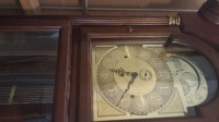 German Grandfather clock, Antique, Collectible, I received alot of antiques in an inheritance I myself hate grandfather clocks my grandmother would swat my hand everything I touched this thing I don't want it but know it's value