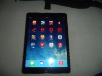 I-Pad Air, Electronics, Apple, Air, It comes with a case and charger, It is only 2 years old.