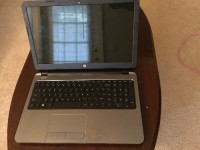 Laptop, Electronics, 15-g019wm, There is no damage at all. The laptop is in great shape. I've had it for a little over a year. I bought it for school but didn't use it as much as expected. Holds good battery charge. I original charger cord comes with the laptop and works great also. The laptop is a HP windows 8 model.