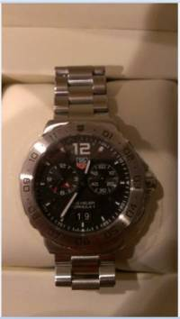 Tag Heuer Formula 1 watch(new and still in box), Selling a New, still in box , New, still in box