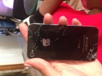 iPhone 4s 8gb, Electronics, Couple years old no cracks on front just on the the back still turns on everything works