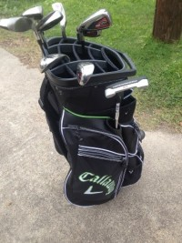 golf clubs, Other, callaway razr golf clubs