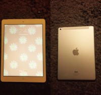 ipad air, Electronics, iPad air , iPad Air 2014 Silver and white. 32gb with case