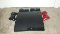 Ps3, Electronics, Sony ps3, 4 controllers