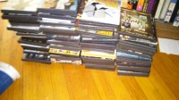 80 DVD's , Other, variety of comedy, children's; Passion of the Christ, Dr Doolittle, A Team, Happy Feet, I Robot, Dark Knight, etc