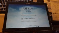 Samsung Galaxy Tab 10.1 2014, Electronics, Samsung Galaxy Tab 10.1 2014, This is a Samsung Galaxy 10.1 Tab (2014). It is black and will have a cover and the power adapter.