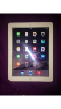 IPad 4th Generation , Electronics. Great condition. Got it June 9th., Apple, Great condition no damages. Got it June 9th. Screen size 9.7, operating system: iOS, display resolution: 2048 x1536, battery Life: 10 hours, weight: 1.4 pounds