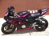 Motorcycle , Vehicle, 2004/2005 Suzuki GSX-R 750  