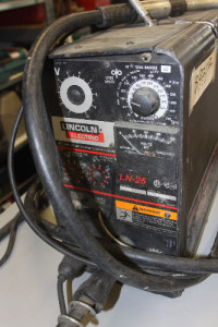 Welder, Tools, Equipment, Lincoln Electric Ln-25 wire feeder