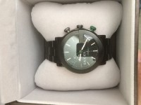 Gucci Watch, Luxury Watch, Gucci g-chrono PVD, Never been worn.