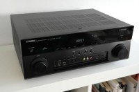 Yamaha Aventage RX-A820, Musical Instruments, Equipment, Yamaha Aventage 4K AV Reciever/Amplifier w/ Remote