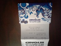 Sell or buy a used Bed bath beyond gift card