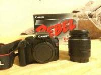 CANON T3, Electronics, Canon T3, camera in great condition in which includes the stock lense.