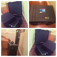 Pelican protection case 1560, ,