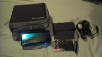 Nintendo 3ds , Electronics, Nintendo , Nerf  case.   Binder case. Pen.  Car charger.   Cloth. Brand new screen protector