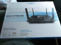 Wi fi router, Electronics, Linksys, Excellent condition WiFi router