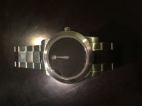 Movado watch, Luxury Watch, Movado, Stainless steel