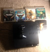 PS3 , Electronics, Sony, PlayStation 3 , Comes with controller, about 5 years old, works like new