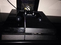 PS4, Electronics, Sony PS4, Jet Black,500 GB,controller included,4 games included on system