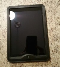Ipad Air, Electronics, Apple, Ipad Air Model: MF026LL/A, 64 GB Black, rarely used, had product for one year, and has a life proof case (worth $109.99).