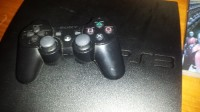 ps3 with controller, Electronics, Sony ps3, No damage , basically new